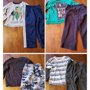 Other - 2T Long Sleeve Outfit Lot 2B